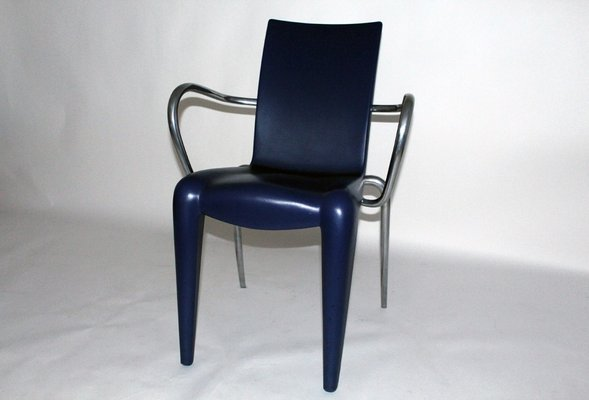Louis 20 Chair By Philippe Starck For Vitra, 1990s 1