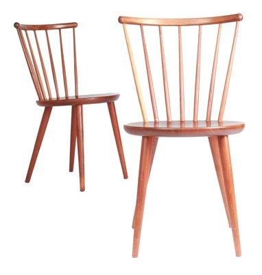Skandinavische Vintage Stuhl