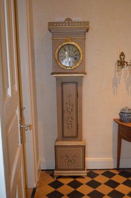 Antique Grandfather Clock from Bornholm