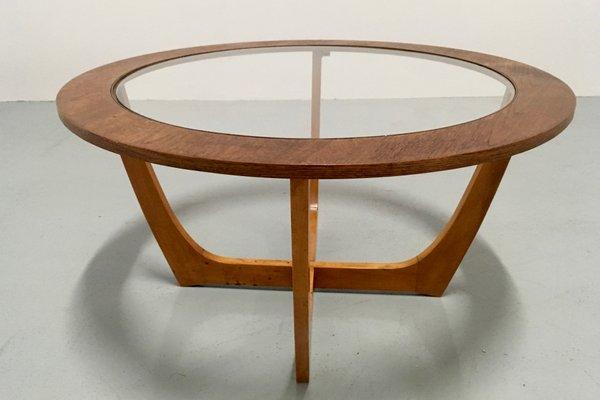 Round Coffee Table Vintage 4