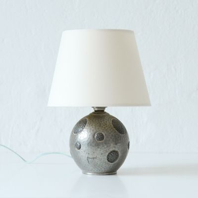 Art Deco Table Lamp By Rene Delavan 1920s