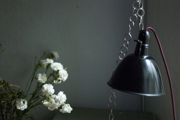 Suspension bakélite vintage avec interrupteur rotatif en vente sur