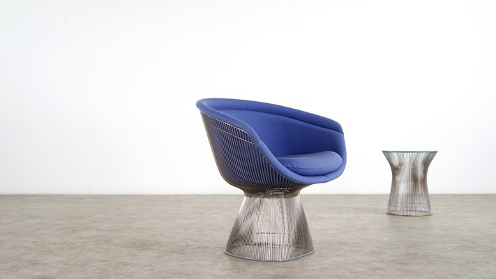Magnificent Lounge Chair By Warren Platner For Knoll International 1966 Gamerscity Chair Design For Home Gamerscityorg