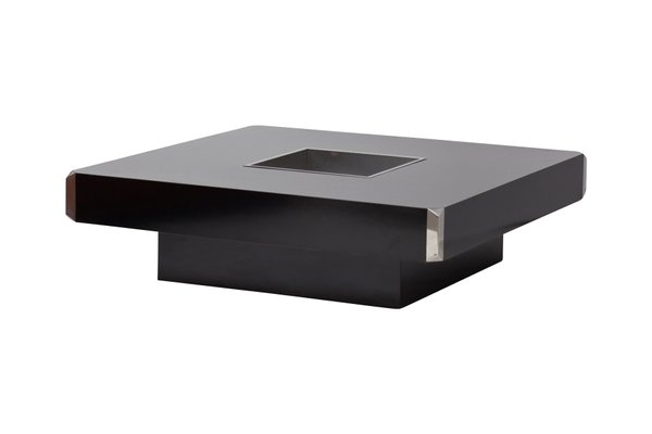 Coffee Table By Willy Rizzo For Cidue 1970s