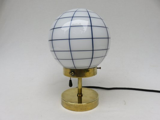Vintage small art deco brass table lamp for sale at pamono vintage small art deco brass table lamp 2 aloadofball Choice Image