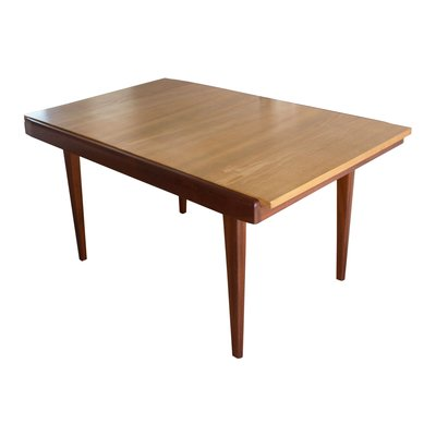 Extendable Dining Table 1960s 1