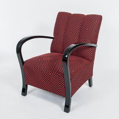fauteuil art dco france 1940s 1 - Fauteuil Art Deco