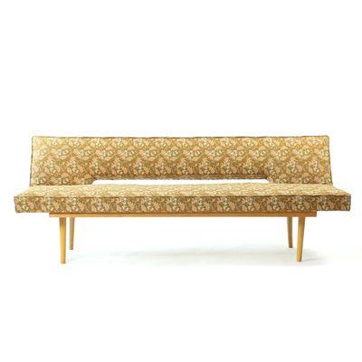 sofa daybed by miroslav navratil 1960s 1 - Daybed Sofa