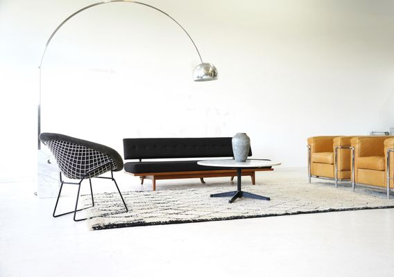 Etonnant Mid Century Diamond Wire Side Lounge Chair By Harry Bertoia For Knoll  International 3