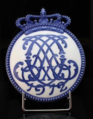 risalente Royal Copenhagen backstamps