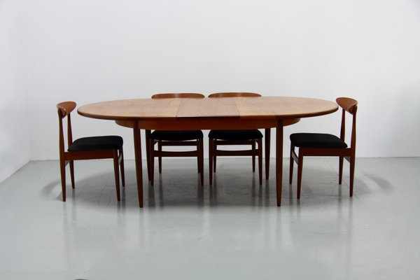 Vintage Extendable Teak Dining Table From G Plan 1960s For Sale At