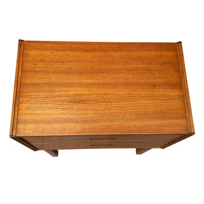 Swedish Teak Side Table With Drawers S For Sale At Pamono - Teak side table with drawer