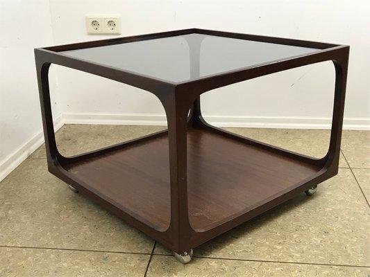 Gl Mahogany Coffee Table By Wilhelm Renz 1960s