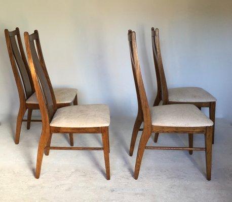 Amerikanische Stuhle Von Garrison Furniture Company 1960er 4er Set