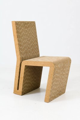 Easy Edges Chairs By Frank Gehry For Vitra, 2000, Set Of 4 1