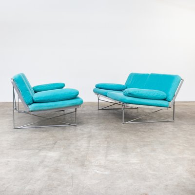 Moment Sofas By Niels Gammelgaard For Ikea, 1985, Set Of 2 2