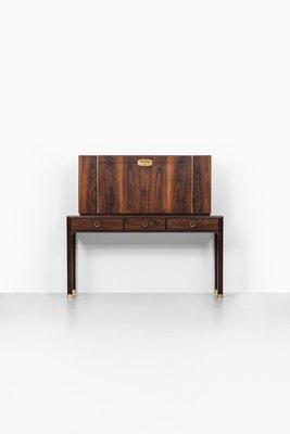 Vintage Bar Cabinet By Ernst Kühn For Lysberg, Hansen U0026 Therp 1