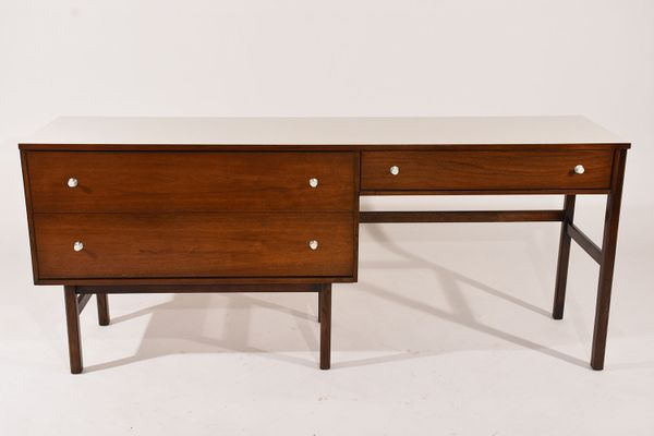 Mid Century Desk From Basset Furniture, 1960s 1