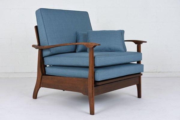 Awe Inspiring Mid Century Reclining Lounge Chair 1960S Short Links Chair Design For Home Short Linksinfo