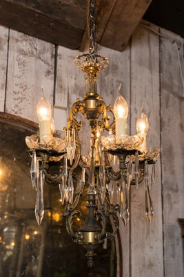 Englische Vintage Flur Lampe Aus Bronze Bei Pamono Kaufen