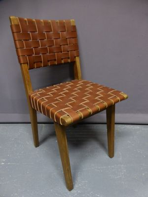 Vintage Chairs By Jens Risom Set Of 6 1