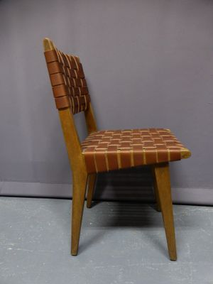 Vintage Chairs By Jens Risom Set Of 6 3