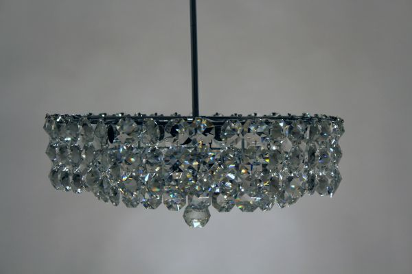 Large vintage crystal chandelier from bakalowits sohne for sale at large vintage crystal chandelier from bakalowits sohne 1 mozeypictures Gallery