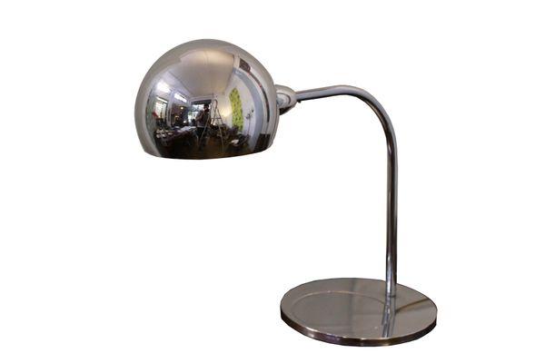 Lampada da tavolo venticinque di asti per fontana arte anni 60 in
