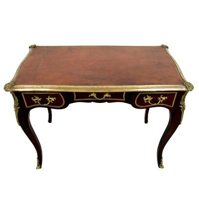 Antique French Desk 1 - Antique French Desk For Sale At Pamono