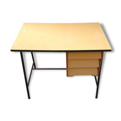 Super Vintage Metal Birch Desk Download Free Architecture Designs Scobabritishbridgeorg