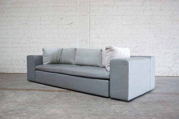 Admirable Vintage Leather Sofa By Patricia Urquiola For Moroso Interior Design Ideas Skatsoteloinfo