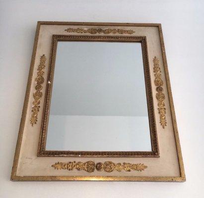 Arte Y Antigüedades Espejo En El Marco Francia Suiza Um 1920