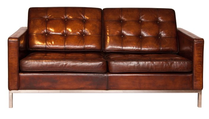 Mid Century Sofa By Florence Knoll Bassett 1960s For Sale At Pamono