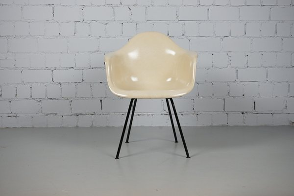 DAX Chair With H Base By Charles U0026 Ray Eames For Herman Miller, 1960s