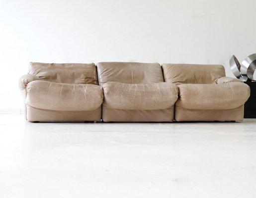 Modulares Gioconda Sofa Von Wittmann 1970er Bei Pamono Kaufen
