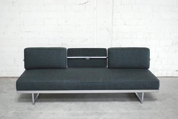 Vintage LC5. F Schlafsofa von Le Corbusier für Cassina