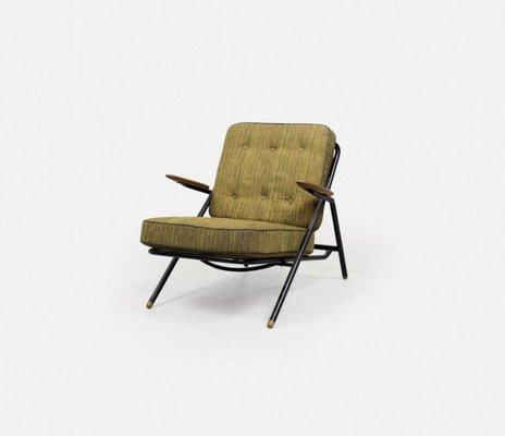 GE215 Sawbuck Chair Von Hans Wegner Fur Getama 1950er 1