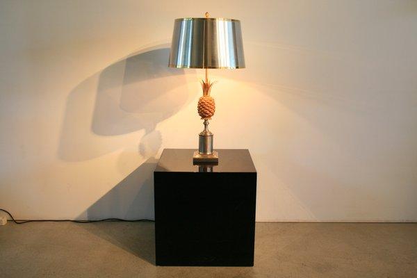 Lampes De Bureau Ananas De Maison Charles 1960s Set De 2 En Vente