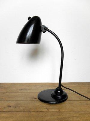 Industrielle Vintage Modell 6608 Bauhaus Lampe Von Christian Dell