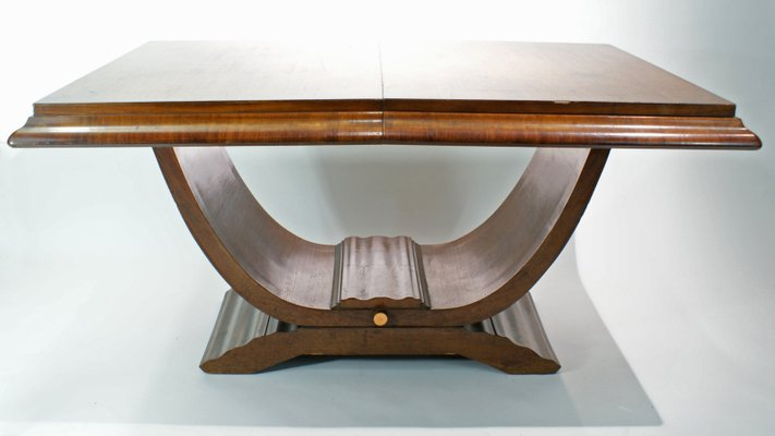 Art Deco Dining Table, 1940s for sale at Pamono