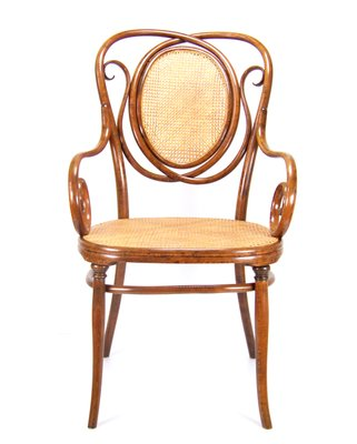 Charmant Antique No. 22 Armchair From Thonet