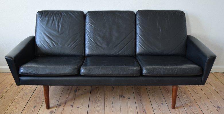 Mid Century Danish Sofa 1960s 1
