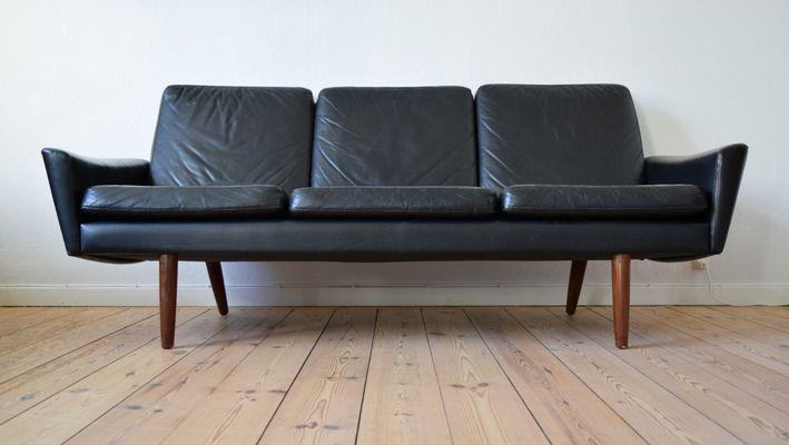 Mid Century Danish Sofa 1960s 3