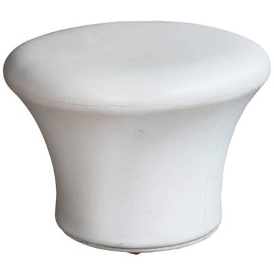 Vinyl Mushroom Stool By Pierre Paulin For Artifort 1960s 1