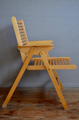 Vintage Rex Foldable Chairs By Niko Kralj For Stol, Set Of 2 10