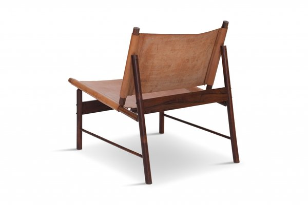 Stupendous Vintage Lounge Chair By Jorge Zalszupin For Latelier Caraccident5 Cool Chair Designs And Ideas Caraccident5Info