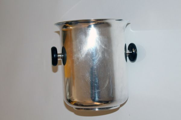 Vintage Silver-Plated Champagne Cooler from Wilkens