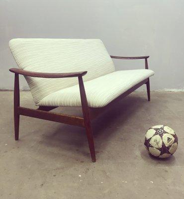 Superieur Danish Model 138 Sofa By Finn Juhl For France U0026 Søn, ...