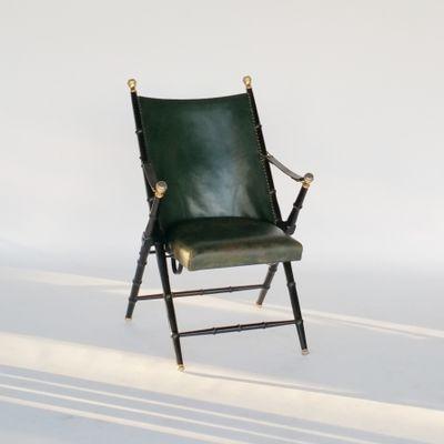 Chaise De Campagne Pliable Valenti 1970s 1