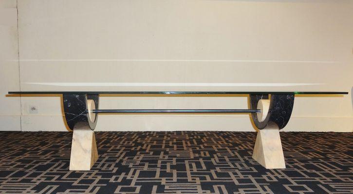 Table Basse par Philippe Barbier, 1970s en vente sur Pamono e9b534afb94f